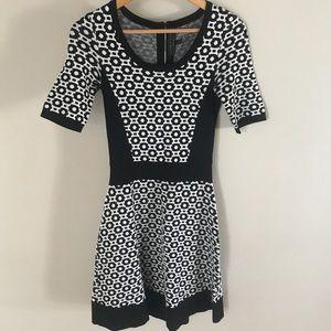 Rag & Bone Fit & Flare Work Dress XS